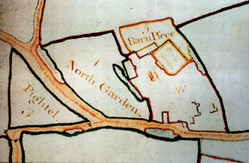Estate plan of 1794